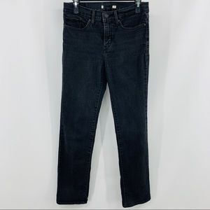 Levi's Black High Waist Five Pocket Denim Jeans